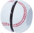 Custom Baseball Sports Ball Yo-Yo, 2 1/4