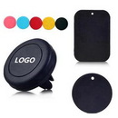 Custom Hot universal magnetic phone car air vent mount stand holder, 1 3/4