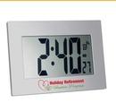 Custom Atomic LCD Wall or Desk Clock 9