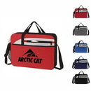 Custom Brief Bag, Personalised Briefcase, 16