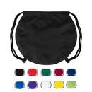Custom Round Drawstring Backpack