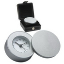 Custom Travel Metal Alarm Clock, 2