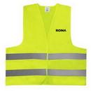 Custom Safety Vest Yellow (Basic)