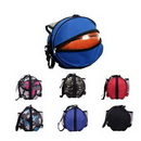 Custom Basketball/ Football/ Volleyball Sport Shoulder Bag/ Backpack, 10 5/8