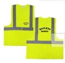 Custom Adult Reflective Mesh Safety Vest