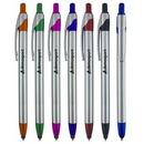 Custom The Sleek Sally Pen w/ Sliver Barrel
