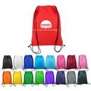 Non-Woven Custom Drawstring Backpack - 14