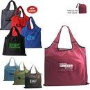 Custom RPET Fold-Away Carry All Bag (Spot Printed)