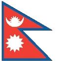 Custom Nylon Nepal Indoor/Outdoor Flag (2'x3')