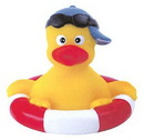 Custom Rubber Bobbin' Buddy Duck
