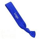 Custom Ribbon Hair Ties Elastic Knot Hair Band, 3.94