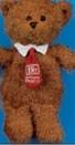 Custom Small Tie W/ Collar For Stuffed Animal