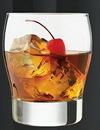 Custom 12 Oz. Convex Body Drinking Glass (Bulk)