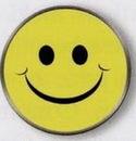 Custom Stock Ball Markers (Smiley Face)