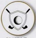 Custom Golf Club /Golf Ball Stock Ball Markers