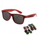 Custom Colorful Fashionable Sunglasses, 5 1/2