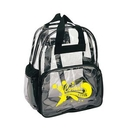 Custom Clear PVC Promotional Backpack - 12