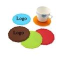 Custom Silicone Coaster Insulation Pad, 3.9