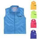 Custom Full - Zippered Front Vest, 27 3/16