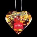 Custom Heart Ornament, 3 3/4