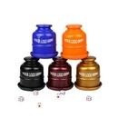 Custom Solid Color Plastic Dice Shaker w/ Tray, 3 1/2