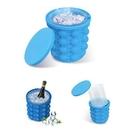 Custom Double Wall Ice Bucket, 5 1/8