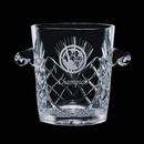 Custom Cavanaugh Crystal Ice Bucket (5 1/2