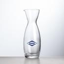 Custom Hemlock Carafe - 17oz Crystalline