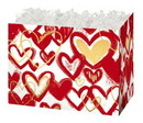 Blank Heart of Gold Large Basket Box, 10 1/4