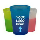 Custom 16 Oz. Color Changing Stadium Cup, 3 1/8