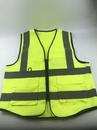 Custom Safety Vest, 26 3/8