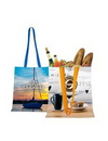 Custom Cotton Open Tote (by AIR to CA)