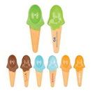 Custom Ice Cream Spoon, 4 1/2