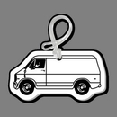 Custom Van (Commercial) Bag Tag