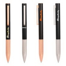 Custom Compact Metal Series Ballpoint Pen, 5.31