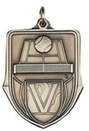 Custom 100 Series Stock Medal (Tennis) Gold, Silver, Bronze
