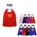 Custom Superhero Cape With Eye Mask Children, 27
