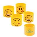 Custom Emoticon Coil Toy, 2 1/2