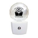 Custom Circle LED Night Light, 2 3/4