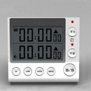 Custom 2 Group General Digital Kitchen Countdown Timer