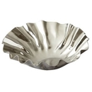 Custom Elegance Stainless Steel Collection Tilted Bowl (10 1/2