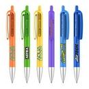 Custom Colorful Series Plastic Ballpoint Pen, 5.31