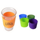 Custom Silicone Cup Sleeve, 2 3/4