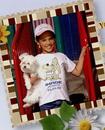 Hanes Custom Beefy-T 6.1 oz. Youth Tee Shirt, 100% Ringspun Cotton, Screen Printed - Heathers