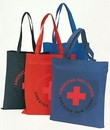 Custom Biodegradable Eco Friendly Cotton Tote Bag - Colors (15