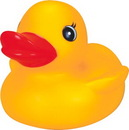 Custom Large Rubber Duck Toy, 9 1/2