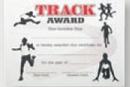 Custom Stock Certificate (Track)