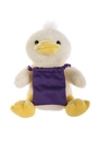 Custom Soft Plush Duck With Gift Card Sack 8