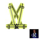 Custom Reflective Strap Vest