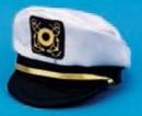 Custom Captain's Cap Accessory For Stuffed Animal